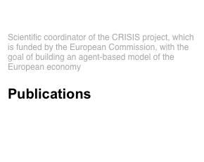CRISIS project